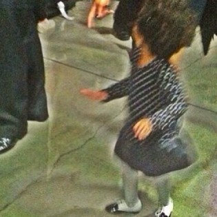 Blue Ivy ready for Grammy's!