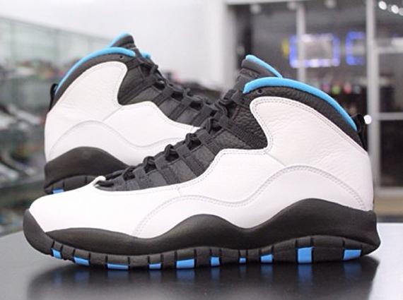 buy online 45afa d5c98 usa air jordan 10 retro today white blue a7ec7 ab861