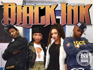 VH1 star Ceaser starts a new Black Ink Magazine!