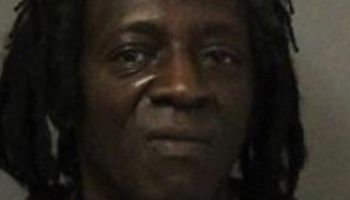 FLAVOR FLAV!!! (in my Flav voice) Arrested!