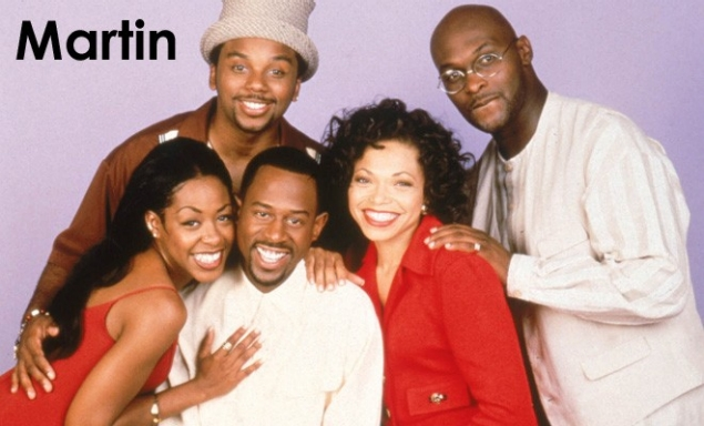Martin lawrence and tisha campbell feud