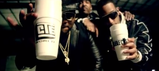 Dj Infamous-Young Jeezy-Ludacris-Juicy J-Double Cup-Video-101.1 The Wiz-Dj Skillz