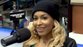 Peter Gunz! Love and Hip Hop! Aminia speaks out! (video)
