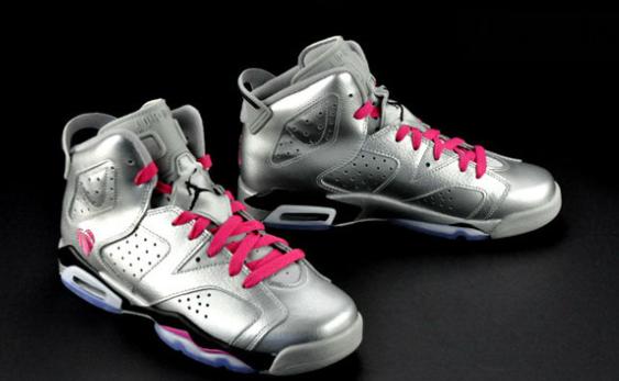 Air Jordan 6 Gs Valentines Day 101 1 The Wiz