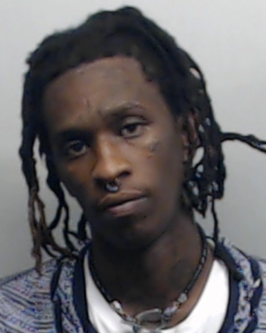 Young Thug-Arrested