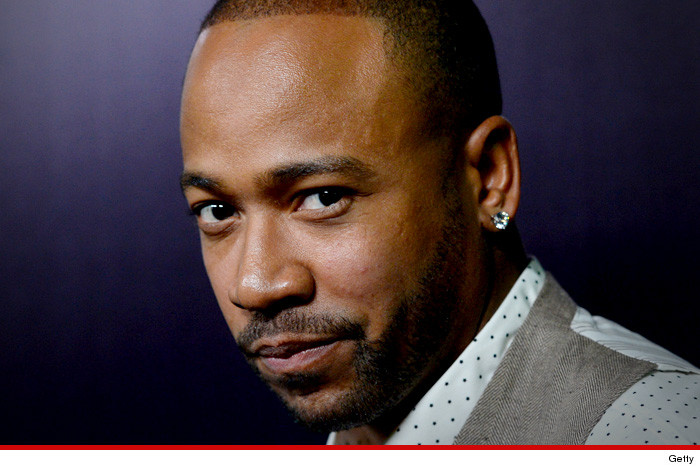 Scandal star..Columbus Short in a Bar FIGHT!
