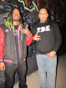 YOung Steff and School Boy Q''s Road Manager