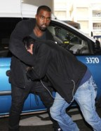 Kanye GOES OFF on Kim K's Ex's During The BET Honors!!!!