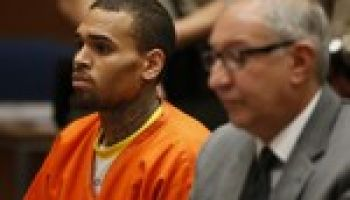 Breezy's miserable trip to trial, do you feel sorry for him? (poll)