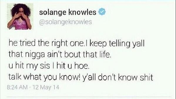 Solange-Deleted-Tweet