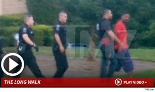 BUSTED! Stevie J. Gets Arrested! (Video)