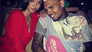 "Chris Brown Really Feeling Like ""These Girls Ain't Loyal"" Now"