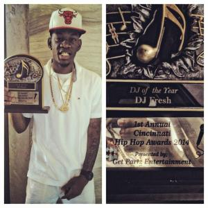 dj of the year