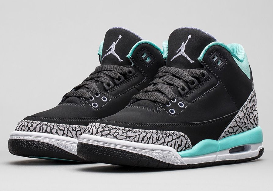 air-jordan-3-bleached-turquoise