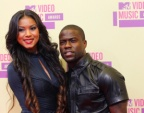 Kevin Hart & Fiancee' Runs Into Ex Wife While Celebrating Their Engagement at Strip Club!