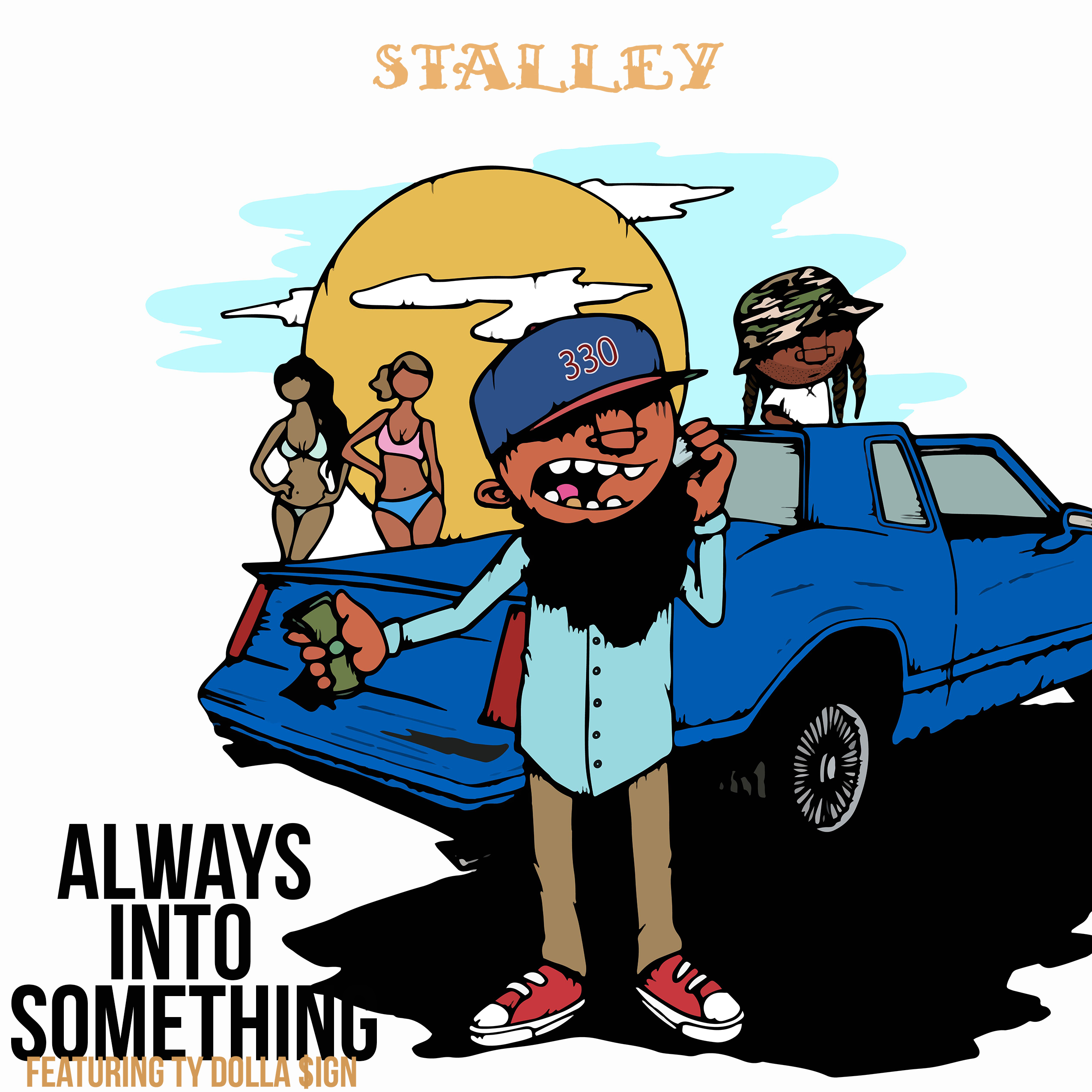 StalxAlwaysIntoSomething