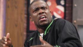 Kevin Hart Mocking Chris Brown (Video)