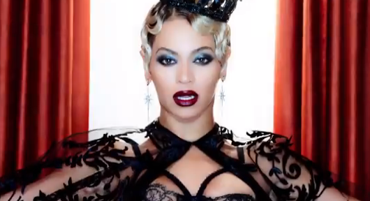 Beyonce-Haunted-Superpower-Video
