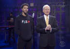 J. Cole Delivers A Powerfully Emotional Performance On The Late Show With Dave Letterman [VIDEO]