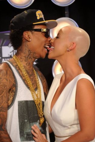 Sad! Amber Rose Family Did NOT Approve Her Of Her Marriage