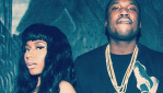 Nicki Minaj Bringing Meek Mill Along For 'Pink Print' Tour