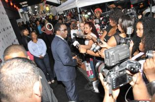 Snoop Dogg, Diddy And More At All Star Weekend!