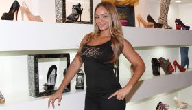 Dulce Shoes & VH1's Evelyn Lozada Celebrate The Hotness Of Georgina Goodman