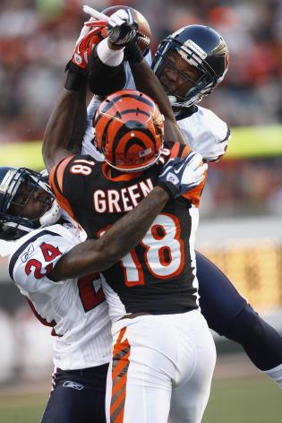 Houston Texans v Cincinnati Bengals