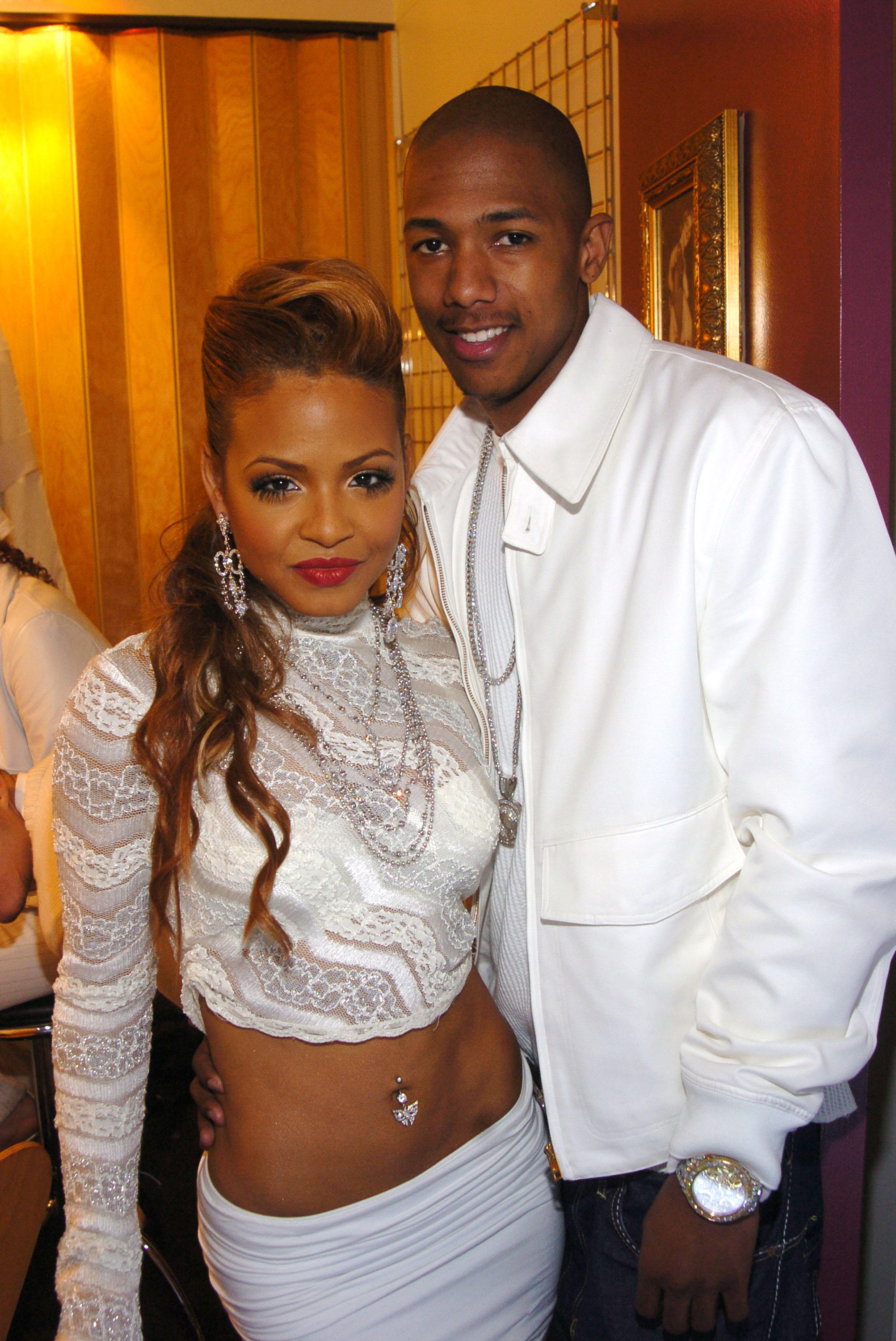 Christina Milian, Nick Cannon