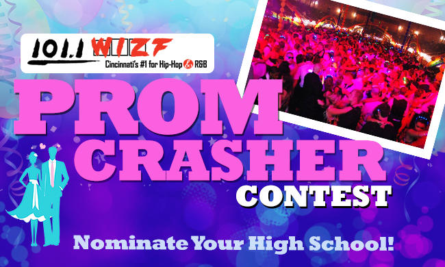 WIZ Prom Crashers