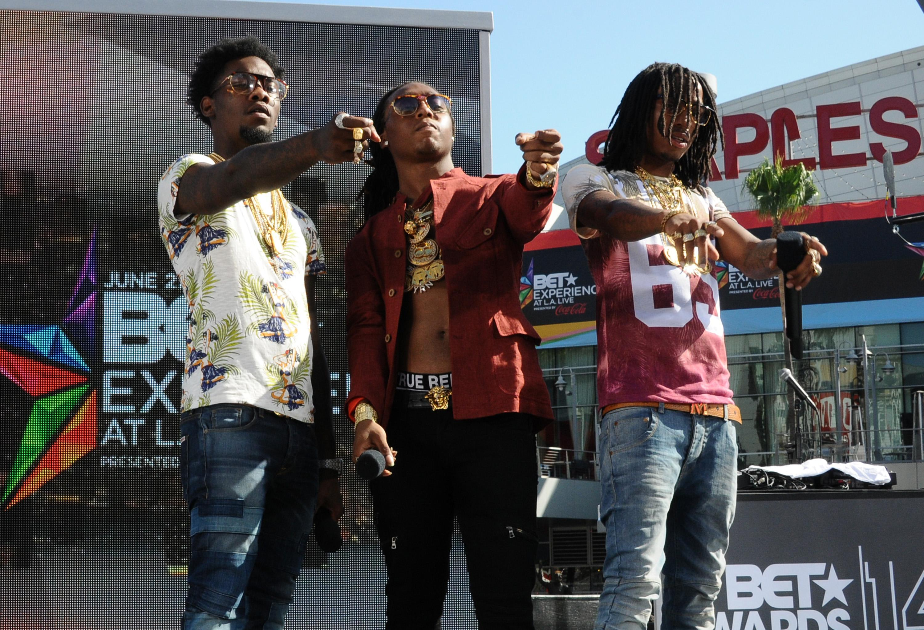 2014 BET Experience At L.A. LIVE - 106 & Park Live