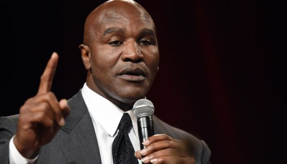 Evander Holyfield Says Pacquiao Vs Mayweather Jr Fight
