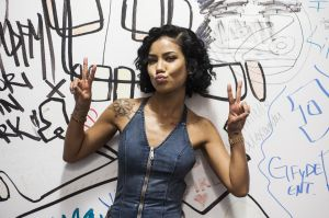 Jhene Aiko Visits Music Choice's 'You & A'