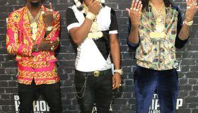 BET Hip Hop Awards 2014 Red Carpet Presented By Sprite