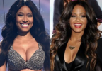 "Nicki Minaj and Christina Milian Tweef Over ""On Fleek"""