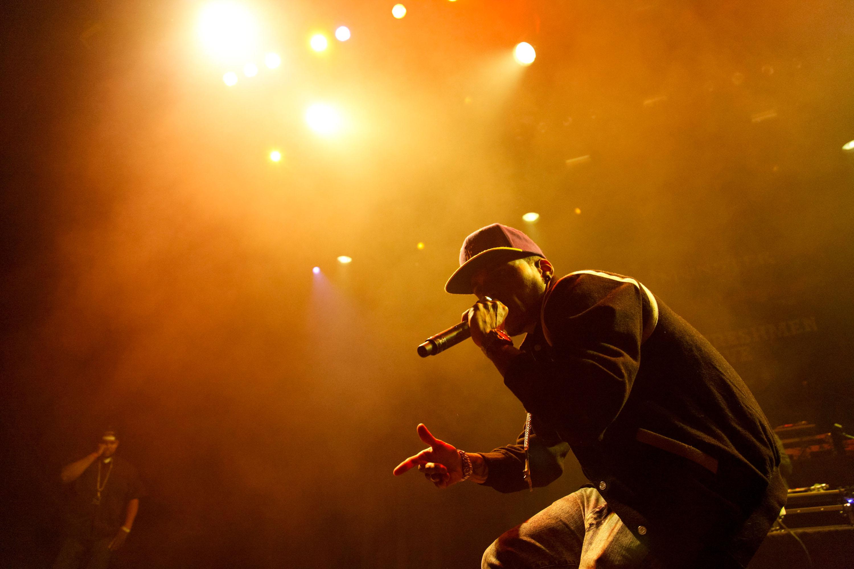 Big Sean Performs At The Club Nokia