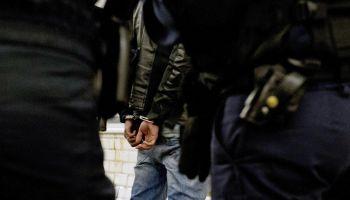 arrest handcuffs