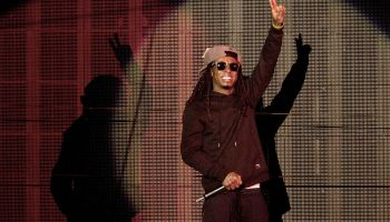 Drake And Lil Wayne In Concert - Mountain View, CA