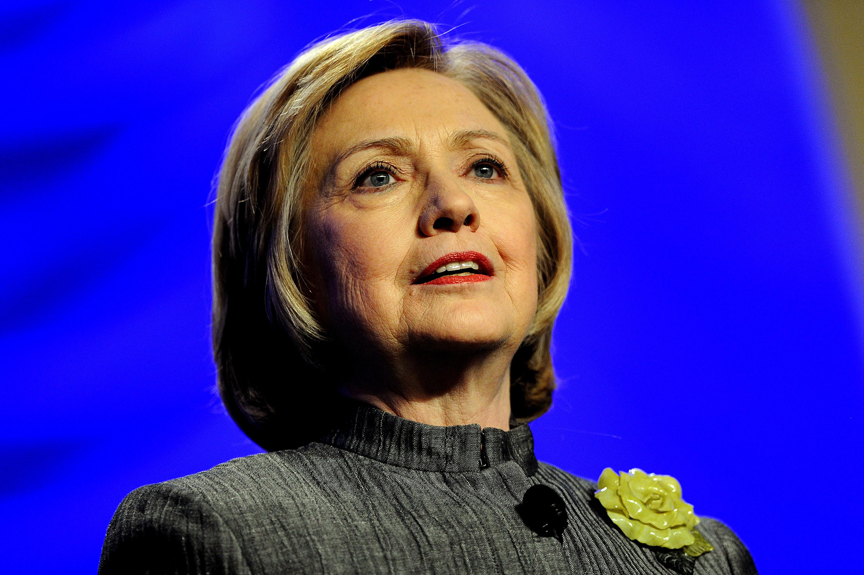 Hillary Clinton Addresses National Council for Behavioral Health Conference
