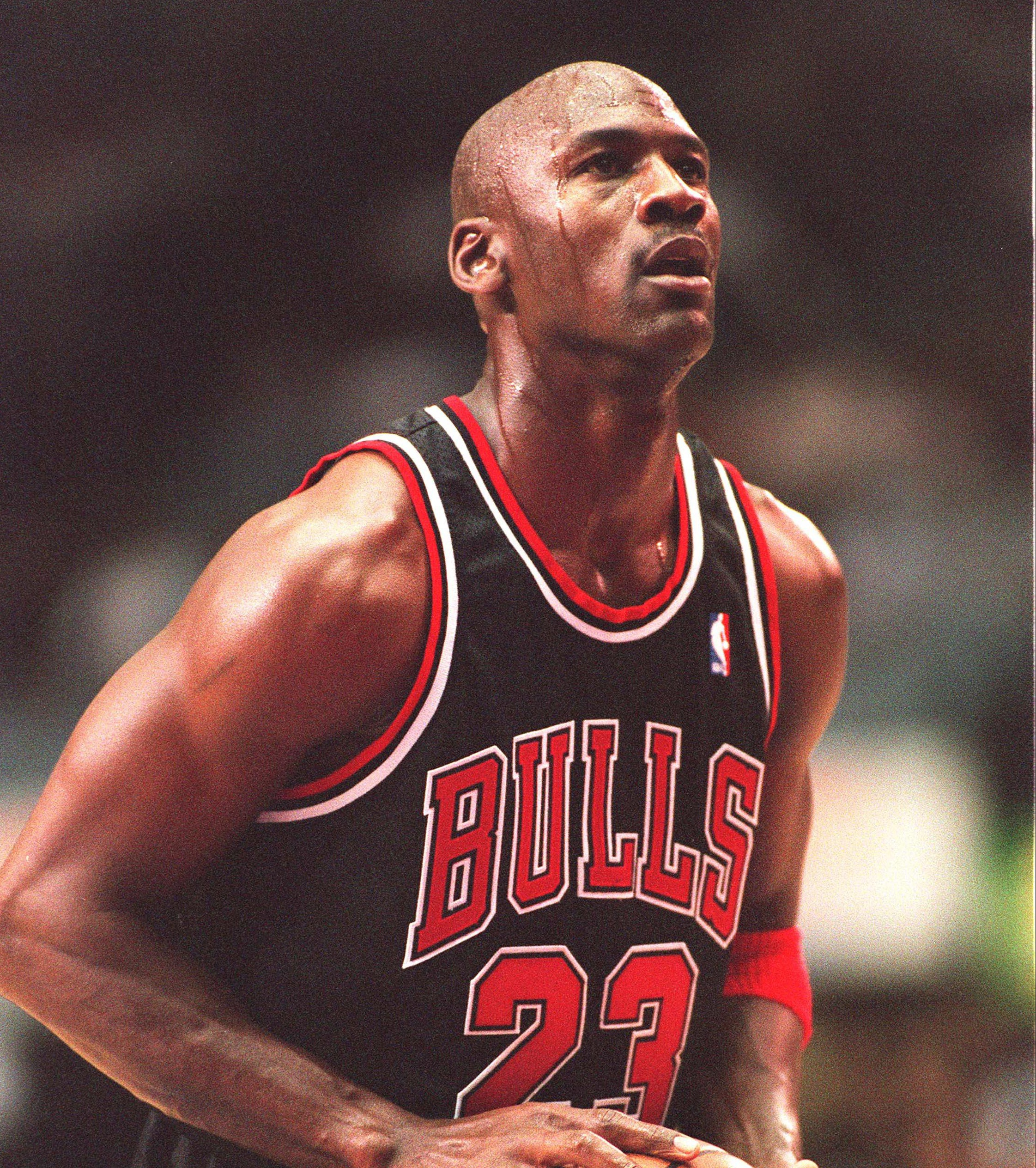 Michael Jordan - Chicago Bulls File Photos