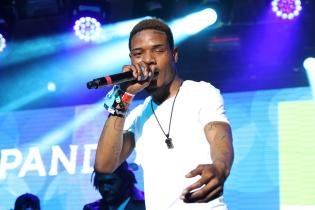 Fetty Wap performs at SXSW