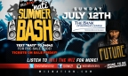 101.1 The Wiz 'Nati Summer Bash With Future and Cool Amerika!