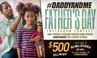 #DADDYANDME Fathers Day_UGC_WIZF_Cinci_RD_May 2015