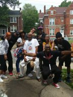 #WizCookoutCrashers Hit The Streets Of Cincinnati On Memorial Day!!! [PHOTOS & VIDEOS]