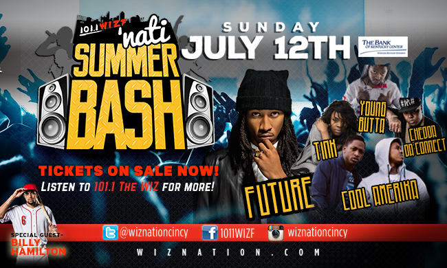 Buy Your Tickets To Nati Summer Bash Today!