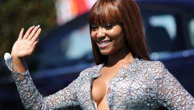 BET Awards '11 - Arrivals