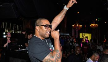 Busta Rhymes Performs Live At Gallery Nightclub At Planet Hollywood