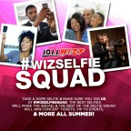 Wiz Selfie Squad Contest