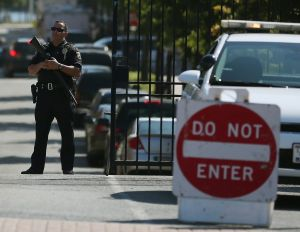 Navy Yard shooting, Washington DC
