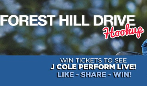 The J Cole Forest Hill Drive Hookup [Like Us On Facebook to WIN]